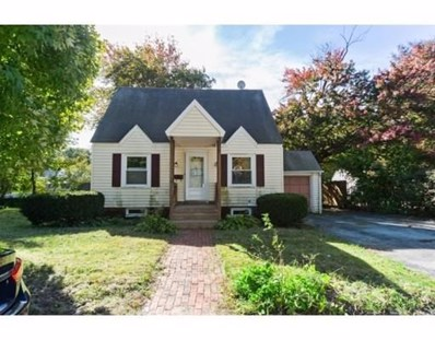 26 Clive St, Worcester, MA 01603 - MLS#: 72416573