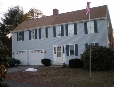 33 Bonney Briar, Plymouth, MA 02360 - MLS#: 72416589