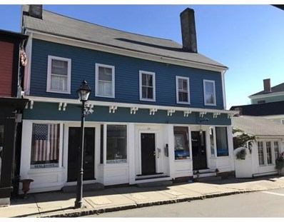 134 Washington UNIT 3, Marblehead, MA 01945 - MLS#: 72416658