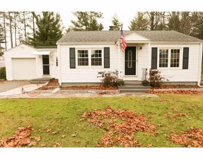 18 Ridge Rd, South Hadley, MA 01075 - MLS#: 72416664