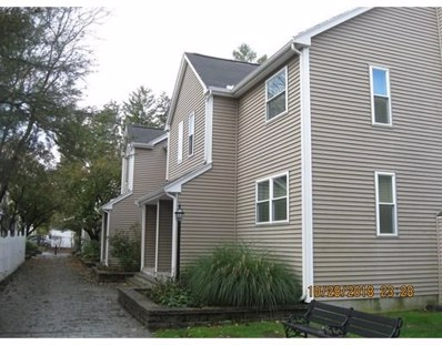 11 Fairfield Park UNIT 11, Mansfield, MA 02048 - MLS#: 72416942
