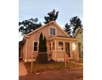 84 Edgewood St, Springfield, MA 01109 - MLS#: 72417240