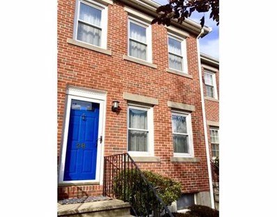 28 Admirals Way UNIT 11, Chelsea, MA 02150 - MLS#: 72417291