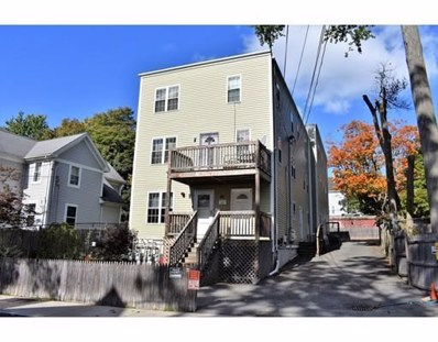 45 Nightingale Street UNIT B, Boston, MA 02124 - MLS#: 72417552