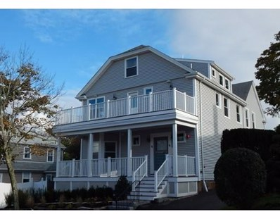 23 Bailey Street UNIT 1, Quincy, MA 02169 - MLS#: 72417615