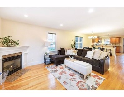 22 Stearns St. UNIT 1, Waltham, MA 02453 - MLS#: 72417934