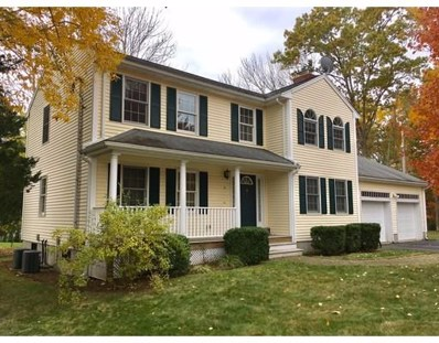 32 Twins Circle, Attleboro, MA 02703 - MLS#: 72418000