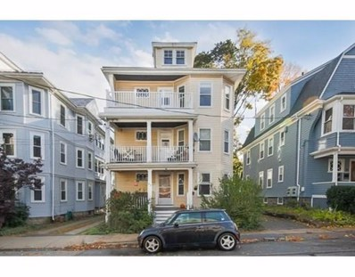 17 Ericsson Street UNIT 3, Cambridge, MA 02138 - MLS#: 72418126