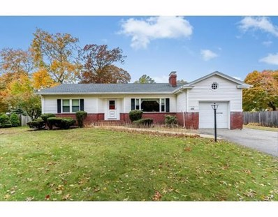 114 Mifflin Drive, North Andover, MA 01845 - MLS#: 72418134