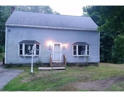 84 Hazel St, Uxbridge, MA 01569 - MLS#: 72418159