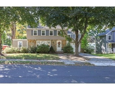 22 Bond St, Reading, MA 01867 - MLS#: 72418259