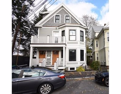 11 Dresden Circle UNIT 1, Somerville, MA 02144 - MLS#: 72418305