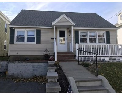 7 Cypress Ave, Methuen, MA 01844 - MLS#: 72418417