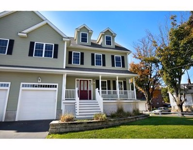 5 Richmond Avenue UNIT 5, Woburn, MA 01801 - MLS#: 72418434