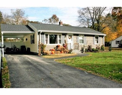 2608 Providence Rd, Northbridge, MA 01534 - MLS#: 72418570