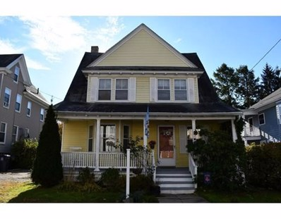 18 10TH Ave, Haverhill, MA 01830 - MLS#: 72418631