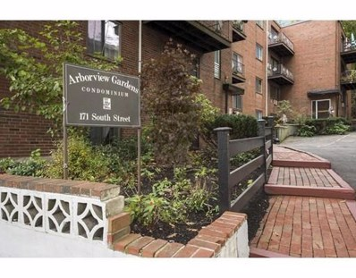171 South St UNIT 20B, Boston, MA 02130 - MLS#: 72418827