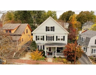 14 Arlington St, Newburyport, MA 01950 - MLS#: 72419016