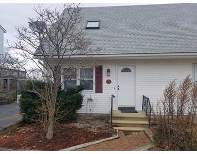 33-A Timrod Dr, Worcester, MA 01603 - MLS#: 72419062