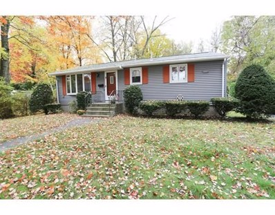 5 Fulton Street, South Hadley, MA 01075 - MLS#: 72419142