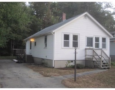 102 Central St, Easton, MA 02375 - MLS#: 72419293