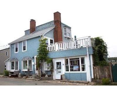 6 Old Harbor Rd., Rockport, MA 01966 - MLS#: 72419400