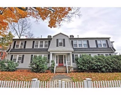 3 Warren Rd. UNIT 2, Framingham, MA 01702 - MLS#: 72419431