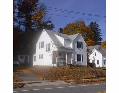 96 N Main St, Leominster, MA 01453 - MLS#: 72419725