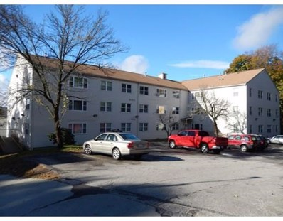 5 East Kendall St UNIT 3F, Worcester, MA 01605 - MLS#: 72420223