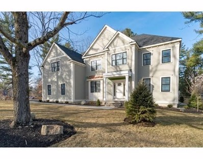 16 Woodcliffe Rd, Lexington, MA 02421 - MLS#: 72420231