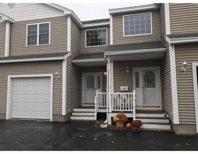 16 Phillips St UNIT 16, Leominster, MA 01453 - MLS#: 72420304