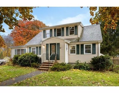 7 Dickinson St, Billerica, MA 01821 - #: 72420338