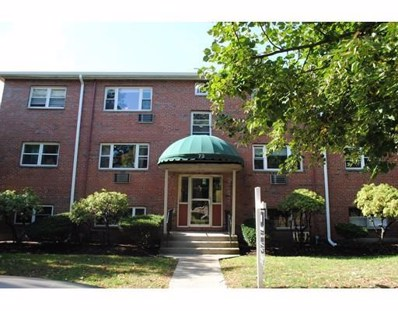73 Walnut St UNIT 1, Newton, MA 02460 - MLS#: 72420412