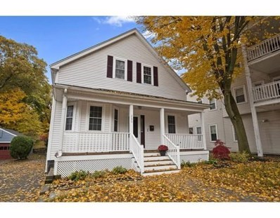 289 Whitwell St, Quincy, MA 02169 - MLS#: 72420638