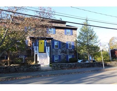 32 Lincoln Avenue UNIT 1, Marblehead, MA 01945 - MLS#: 72420685