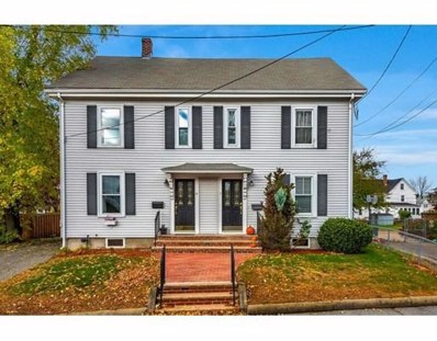 7 Border St UNIT 7, Woburn, MA 01801 - MLS#: 72420752