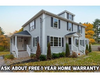 123 Ward St, Hingham, MA 02043 - MLS#: 72420814
