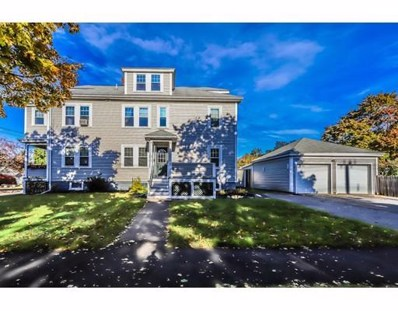 21 Brookside Ave UNIT 1, Danvers, MA 01923 - MLS#: 72420826
