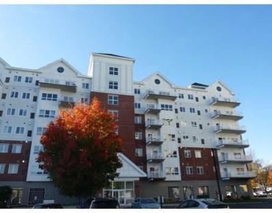 527 Pawtucket Blvd UNIT 309, Lowell, MA 01854 - MLS#: 72420878