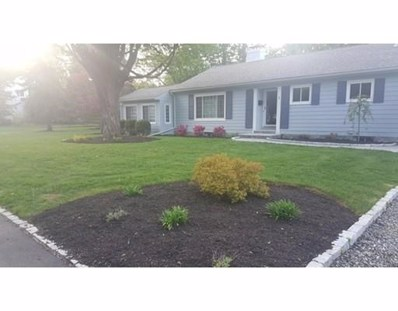 1 Winter Terrace, Framingham, MA 01702 - MLS#: 72420879
