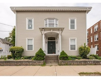 64 Central St UNIT 2, Peabody, MA 01960 - MLS#: 72420895