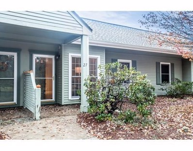 75 Page Rd UNIT 27, Bedford, MA 01730 - MLS#: 72420912