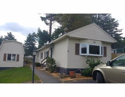 281 Chauncey Walker St Ave C-124, Belchertown, MA 01007 - MLS#: 72420979