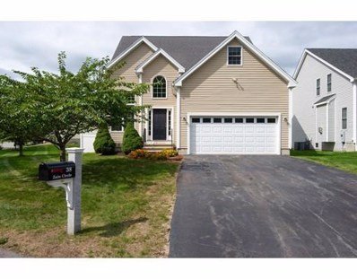 38 Zain Cir UNIT 38, Milford, MA 01757 - MLS#: 72421000