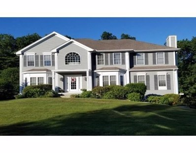 244 Webster Woods Ln, North Andover, MA 01845 - MLS#: 72421099