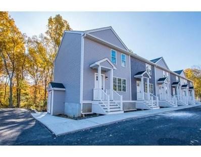 401 West Street UNIT E, East Bridgewater, MA 02333 - MLS#: 72421156