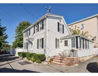 64 Wallis Street, Peabody, MA 01960 - MLS#: 72421174