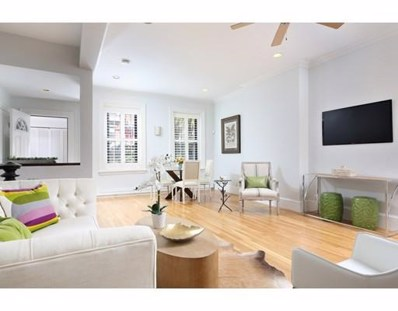 214 West Springfield Street UNIT 1, Boston, MA 02118 - MLS#: 72421325