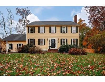 22 Marshall Ave, Mansfield, MA 02048 - MLS#: 72421528