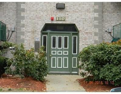 110 Oak Ln UNIT 11, Brockton, MA 02301 - MLS#: 72421612